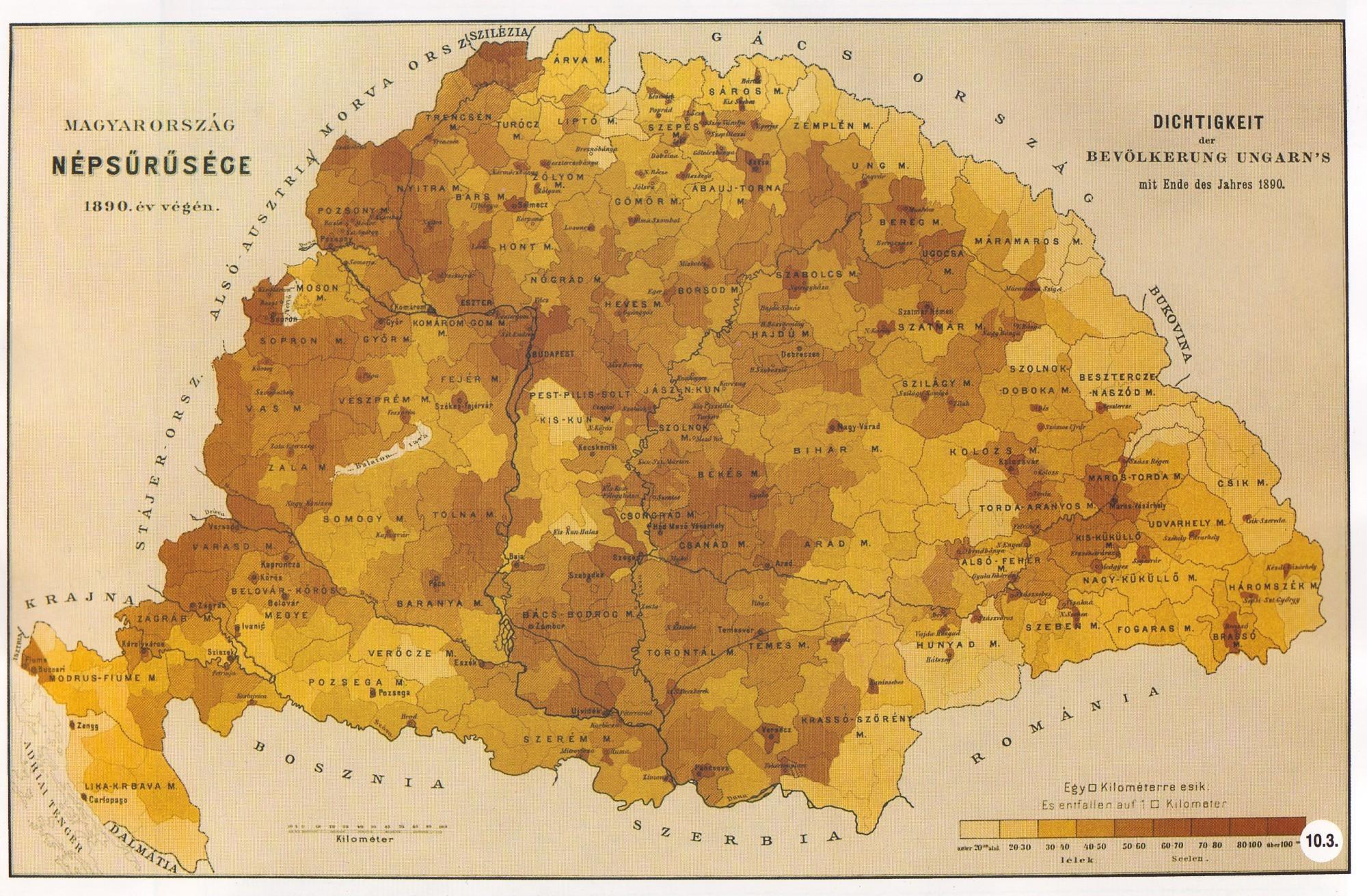 magyarország térkép 1980 Magyar Történelem és Kultúra magyarország térkép 1980