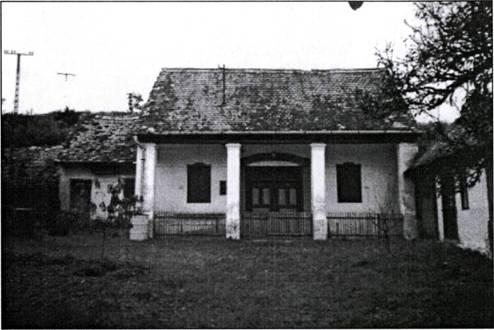 Das deutsche Bauernhaus in Schomberg/Somberek