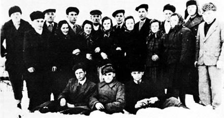 deportierte rumänien deutsche 1945