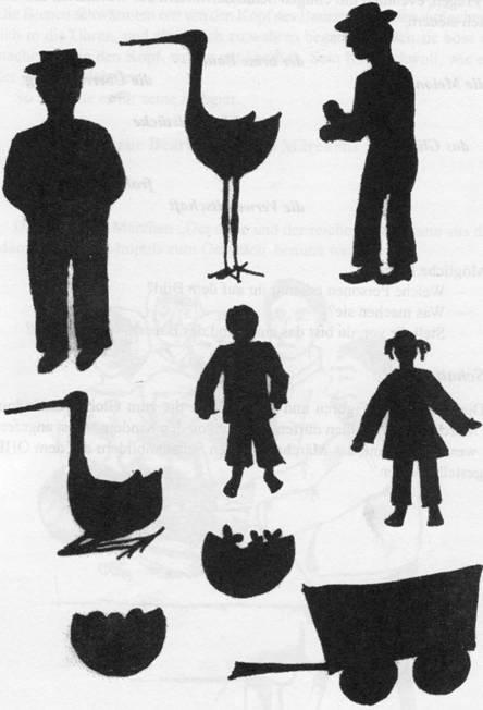 M rchen - Schattenbilder kinder ...