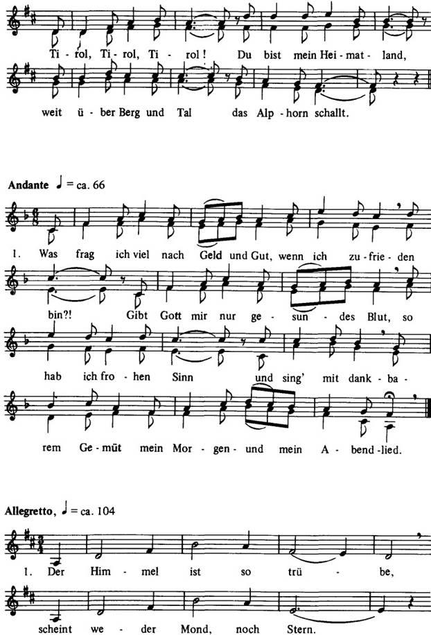 Liedtext O Tannenbaum.Kinderlieder Volksmusik Volkstänze