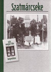 Szatmárcseke c. kötet borítója