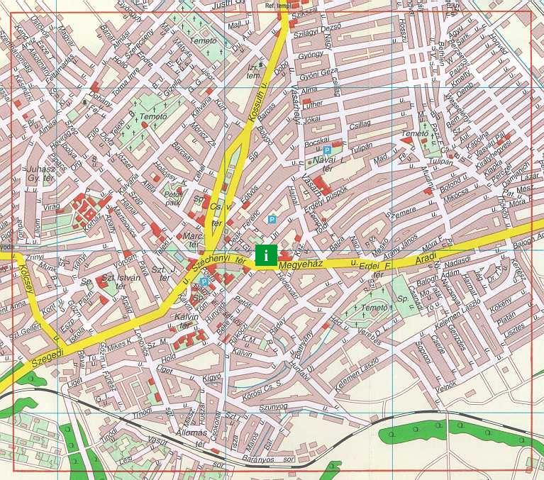 makó térkép mako makó térkép
