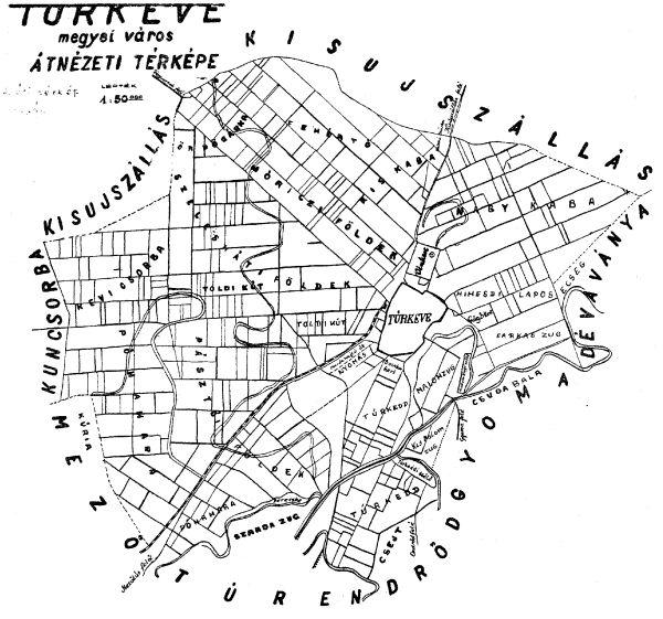 túrkeve térkép Túrkeve túrkeve térkép