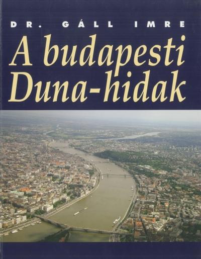 A budapesti Duna hidak c. kötet borítója